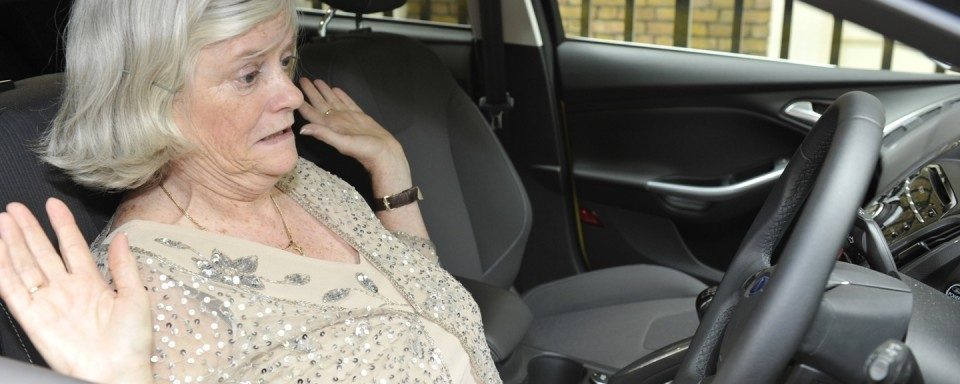 Carnet de conducir mayores